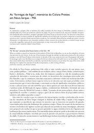 """As """"formigas de fogo"""": memórias da Coluna Prestes em Nova ... - IFCS"""