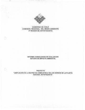 Recurso de Reclamación - SEA - Servicio de evaluación ambiental