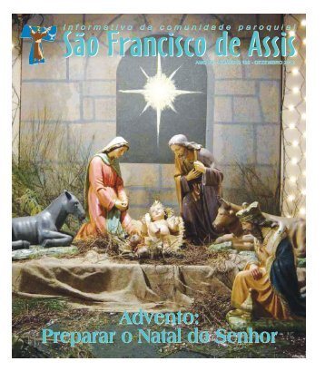 Advento: Preparar o Natal do Senhor - São Francisco de Assis