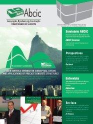 Seminário ABCIC Perspectivas Em foco Entrevista