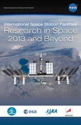 Research in Space