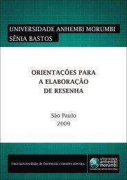 Orientações para a elaboração de Resenha - Universidade ...