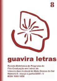 Revista Completa - Programa de Pós-Graduação em Letras ...