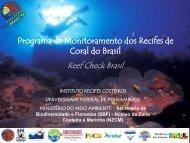 Programa de Monitoramento dos Recifes de Coral do Brasil - GBA ...