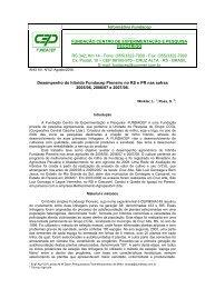 Informativo Ano XV, Nº 02. Agosto de 2008 - CCGL