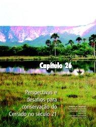 Capítulo 26 - Ministério do Meio Ambiente