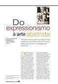 Do expressionismo à arte abstrata. Texto de Elisa - PET Artes Visuais - Page 2