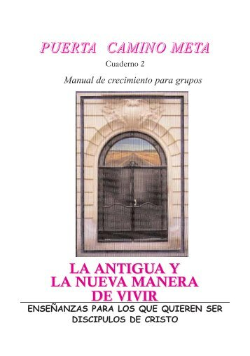 Puerta camino meta 2.qxp - Comunidad Cristiana de Rosario