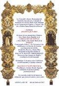 HOJA INFORMATIVA CUARESMA 2012 - hermandad de la Merced - Page 4