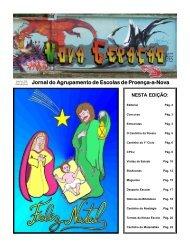 Jornal do Agrupamento de Escolas de Proença-a-Nova
