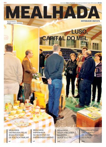 LUSO, CAPITAL DO MEL - Câmara Municipal de Mealhada