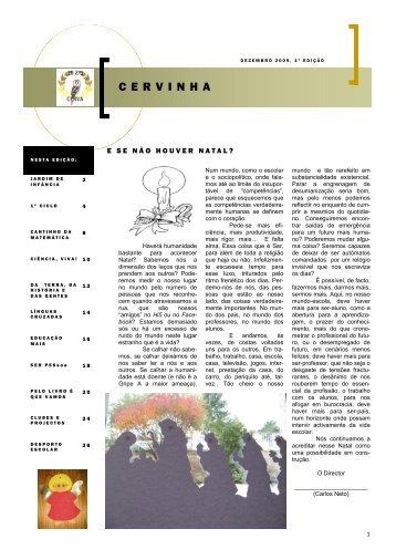 CERVINHA - Escola EB 2,3 de Cerva