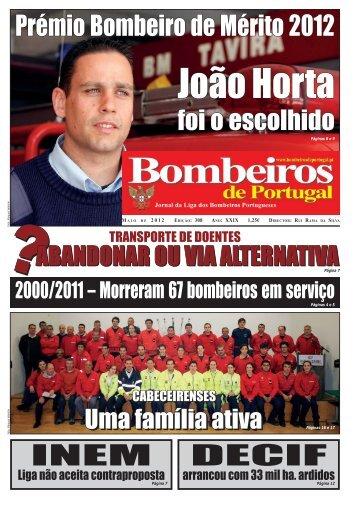 Maio - Jornal Bombeiros de Portugal