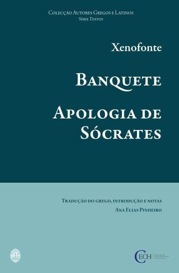 Apologia de Sócrates, Banquete - Criticanarede