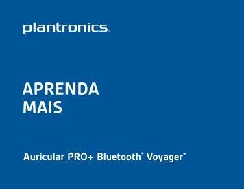 APRENDA MAIS - Plantronics
