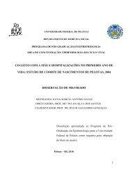 Dissertacao versao final 051210 - Centro de Pesquisas ...