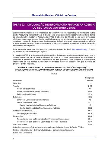 Imprimindo - Manual do Revisor Oficial de Contas ... - Infocontab
