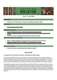 boletim imprimivel - World Rainforest Movement