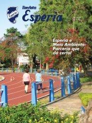 Esperia e Meio Ambiente: Parceria que dá certo! - Clube Esperia