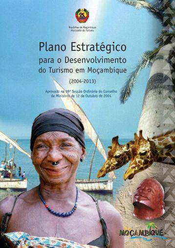 Plano Estratégico - Portal do Governo de Moçambique