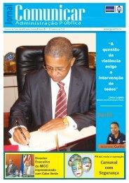 Jornal - Governo de Cabo Verde