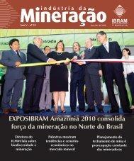 EXPOSIBRAM Amazônia 2010 consolida força da mineração no ...
