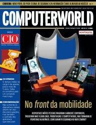 No front da mobilidade - Computerworld