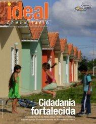 Leia a revista na íntegra (3,2MB) - Instituto Camargo Corrêa