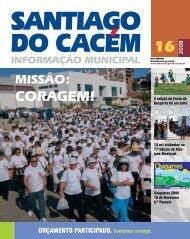 Boletim 16.pdf - Câmara Municipal de Santiago do Cacém