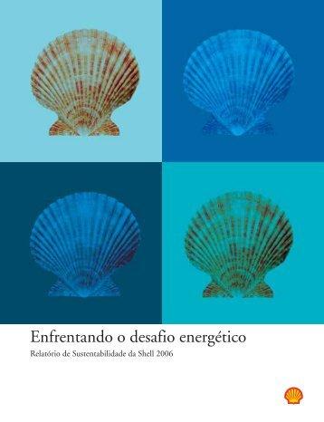 Enfrentando o desafio energético - Reports - Shell