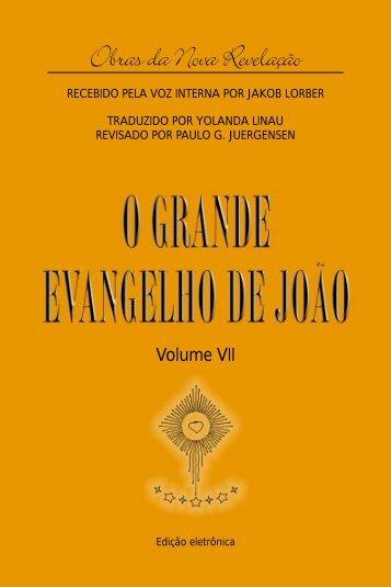 7º volume - União Neo-Teosófica