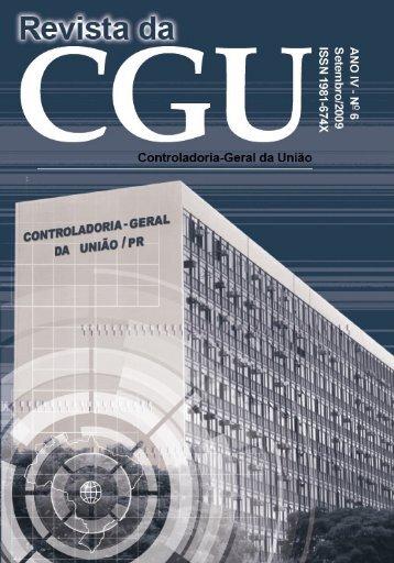 6ª edição - Setembro de 2009 - Controladoria-Geral da União