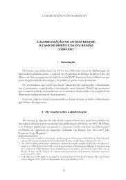A Alfabetização no Antigo Regime. O Caso do Porto e da sua Região