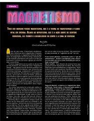 Magnetismo - Revista Cristã de Espiritismo