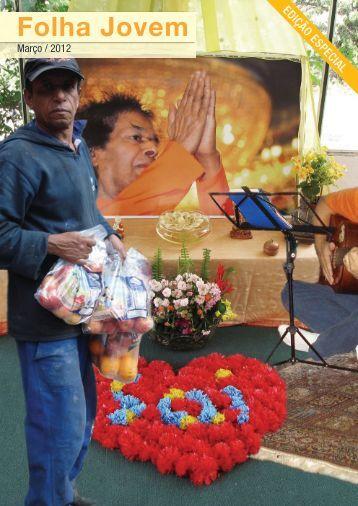 Folha Jovem VI - Organização Sri Sathya Sai no Brasil