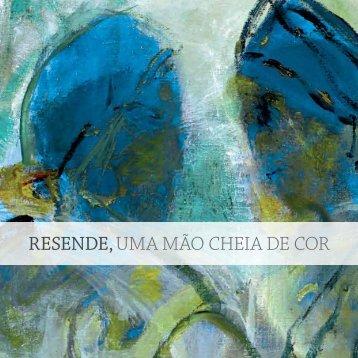Exposição Júlio Resende - São Roque