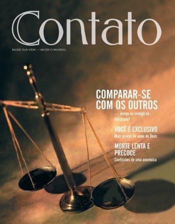 COMPARAR-SE COM OS OUTROS - Contato