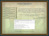 Parte 1 - Programa de Estudos Medievais - UFRJ