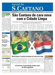 São Caetano de cara nova com o Cidade Limpa - Jornal de São ...
