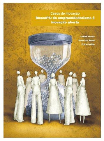Casos de inovação BuscaPé: do empreendedorismo à inovação ...