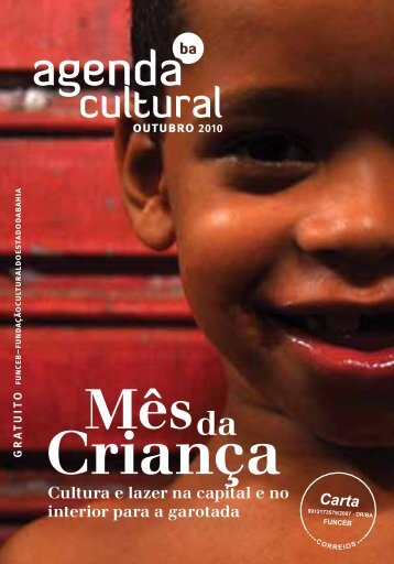 Outubro 2010 - Agenda Cultural Bahia