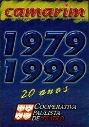 2 -0 & l - Cooperativa Paulista de Teatro