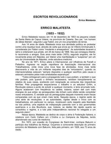 escritos revolucionários - Contra-informação e Contra-cultura