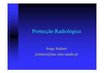 Protecção Radiológica - H.U.C.