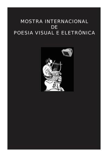 mostra internacional de poesia visual e eletrônica - Museu do ...