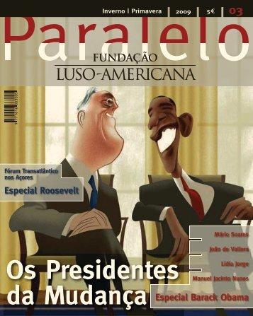 New Title - Fundação Luso-Americana