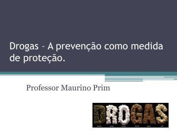 Prevenção - Sagrado - Rede de Educação