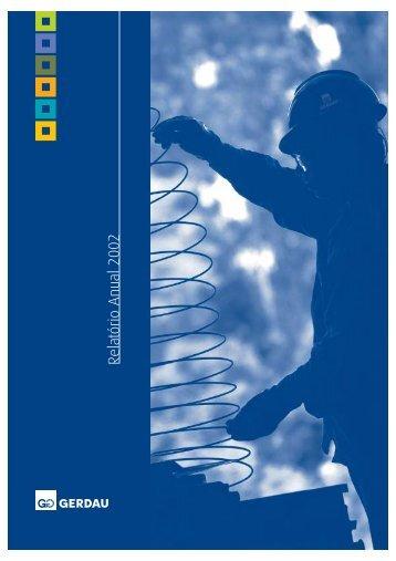 Relatorio Anual Gerdau - Gerdau | Relações com Investidores