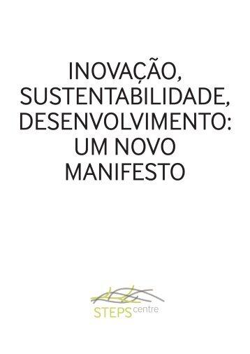 steps-centre.org - A New Manifesto
