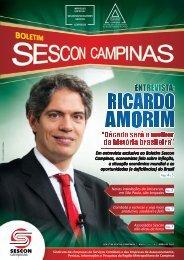 Boletim Sescon Campinas